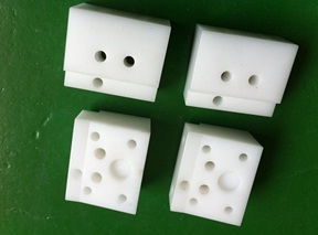 16.Plastic mould parts