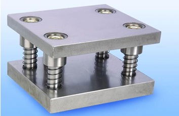 17.Press mould base